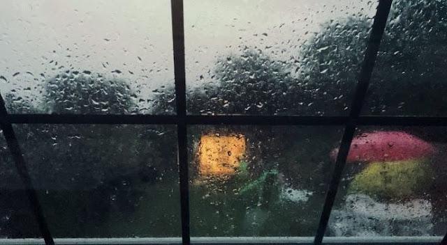 Window Rain Aesthetic