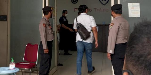 Selain di Cengkareng, Polisi Juga Gerebek Kantor Pinjol Ilegal di Perumahan Mewah Green Lake City