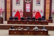 Sekwan Buka Kegiatan Sosialisasi Dua Perda Fakir Miskin dan Penegakan Hukum Protokol Kesehatan Covid 19