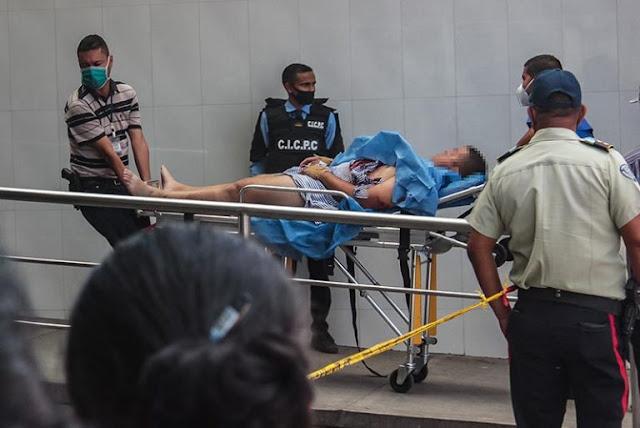 EN 72 HORAS UN FALLECIDO Y TRES HERIDOS POR ARMA BLANCA INGRESAN AL HCUAMP
