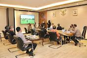 Berlangsung Akrab, Pimpinan Dua Media Silaturahmi Kapolda Jateng