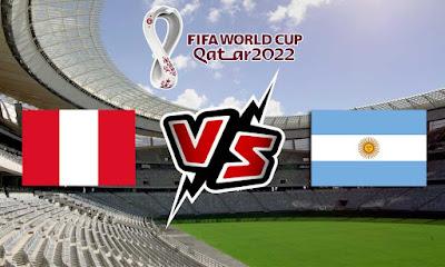 الأرجنتين و بيرو بث مباشر
