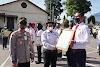 Kapolres Bukittinggi bersama Personil Satreskrim Menerima Penghargaan Dari Kornas TRC PPA || dutametro