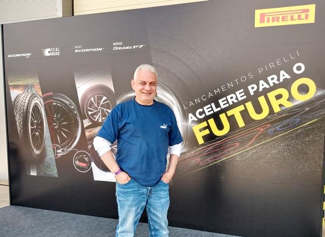 LANÇAMENTO: Pirelli apresenta três novos pneus e uma tecnologia inovadora