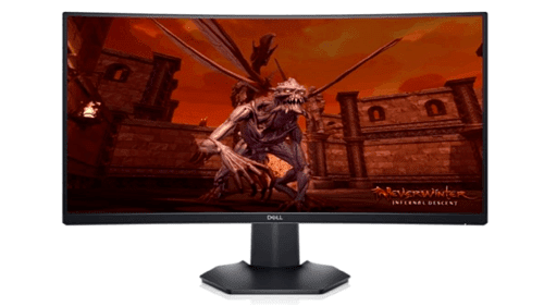 Dell 27 Monitor Curved Gaming