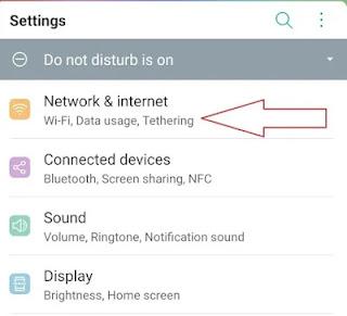 تقليل إستهلاك الواى فاى Wi-Fi في هاتف الأندرويد