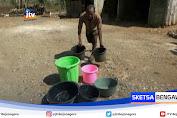 Kekeringan Meluas Di 5 Kecamatan Di Tuban, 60.000 Liter Air Dikirim Tiap Hari
