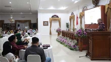 Musyawarah Madya rangkaian Festival Adat Kerajaan Nusantara I