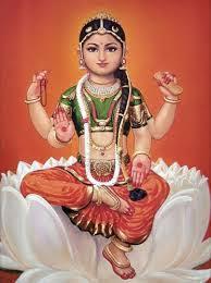 Shri Tripura Sundari Stotram in Sanskrit