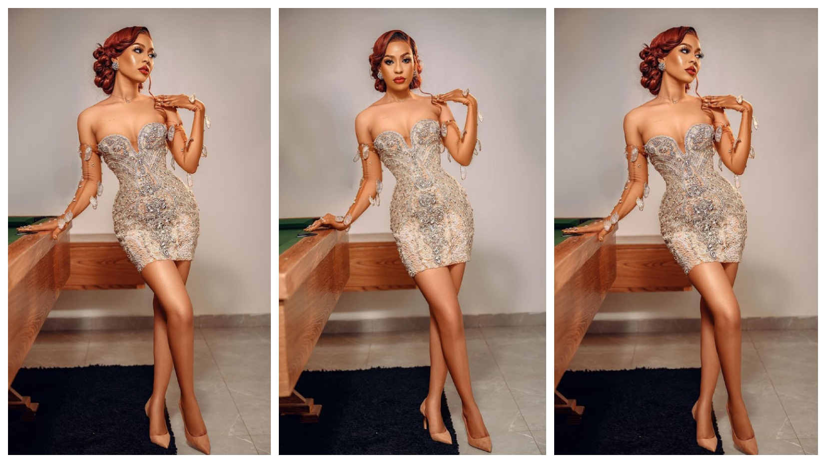 BBNaija: Nini is very beautiful, check out the adorable new photos she shared today