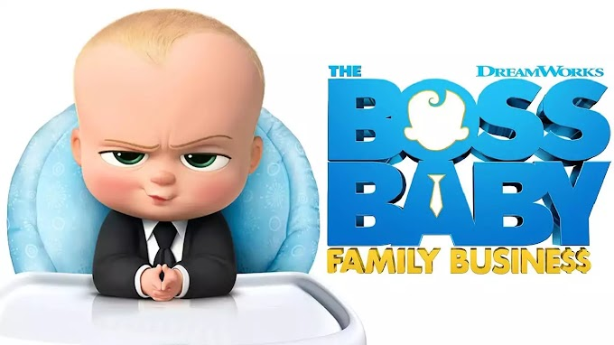 The Boss Baby Family Business 2021 Hindi Dubbed