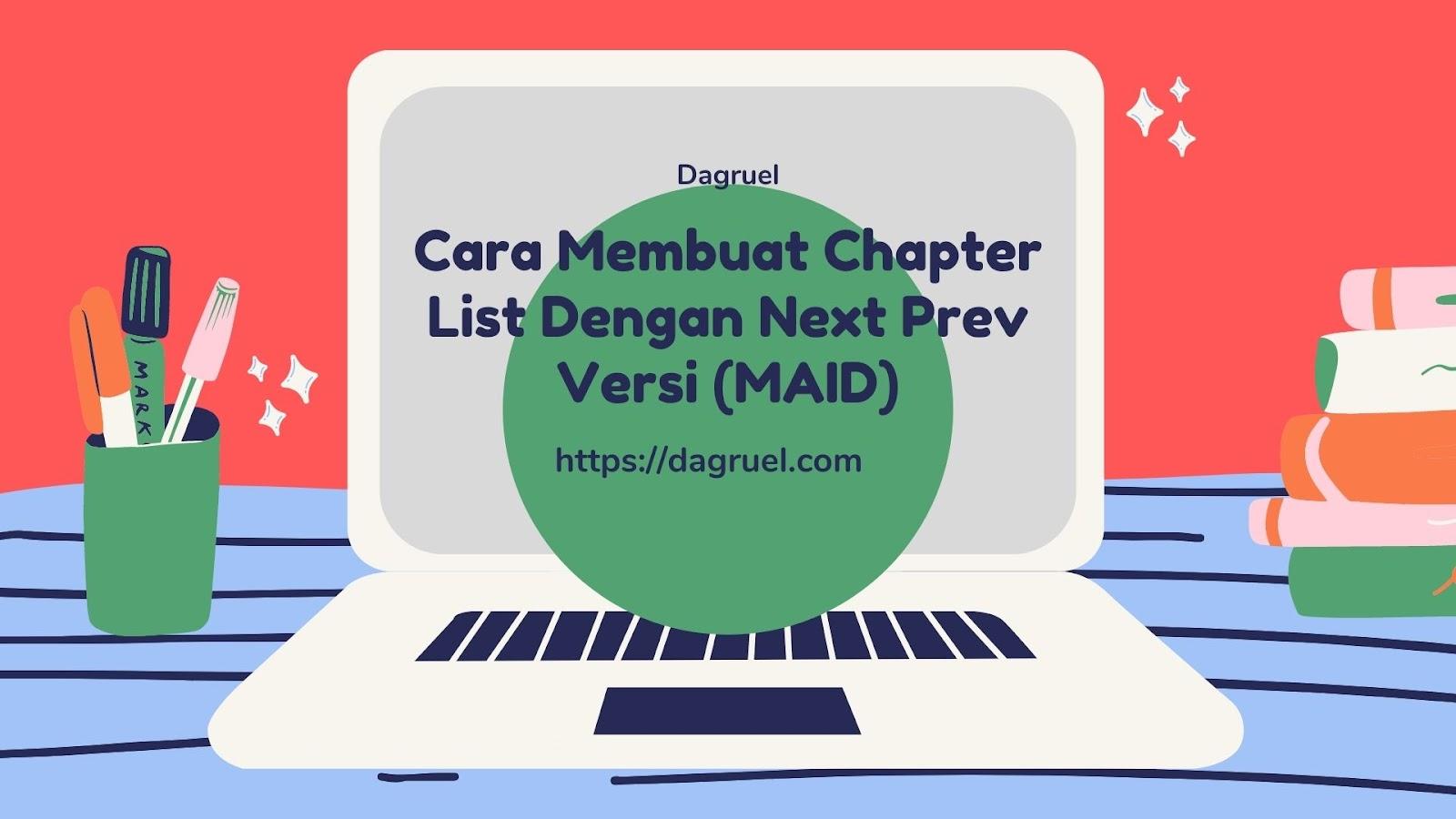 Chapter List Dengan Next Prev Versi (MAID)