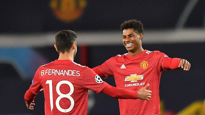 Manchester United includes Rashford and Bruno in the squad for Liverpool clash
