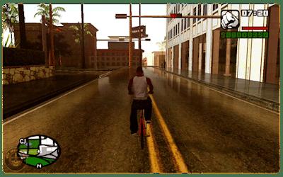 GTA San Andreas ReShade Graphics Mod
