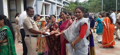 BJP Rakhi Durgapur Police
