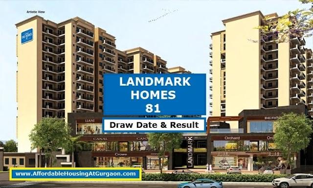 Landmark Homes 81 Draw Date and Draw Result   Landmark 81 Draw Result