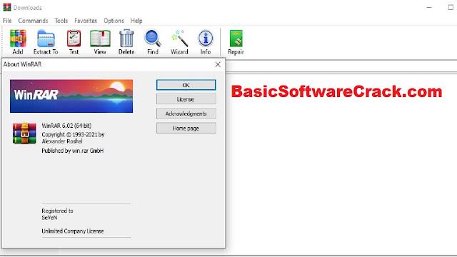 download winrar 64 bit full crack