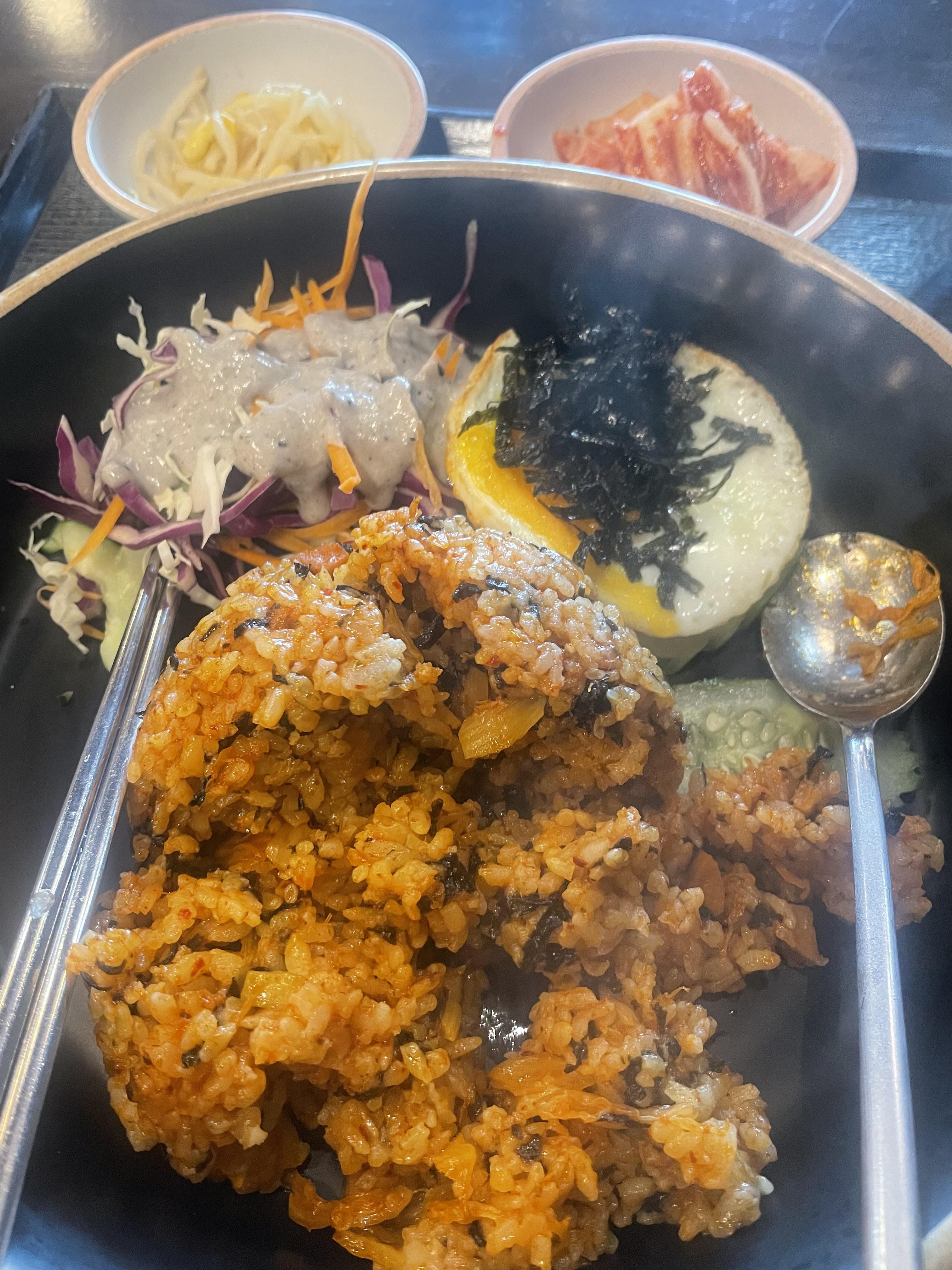 Oiso Korean Restoran vitaminayu