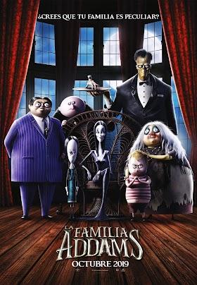 La Familia Addams / Castellano HD