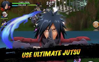 naruto x boruto ninja voltage mod apk unlimited gems