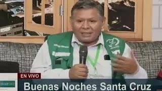 Presidente de la Asociación de Derechos Humanos de Santa Cruz habla sobre la situación de los Indígenas del Oriente