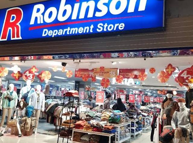 ROBINSON CITRALAND SEMARANG  LOWONGAN PEKERJAAN Sales Promotion Girl ( SPG )