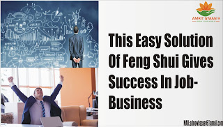 This Easy Solution Of Feng Shui Gives Success In Job-Business