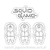 Squid Game para Colorir