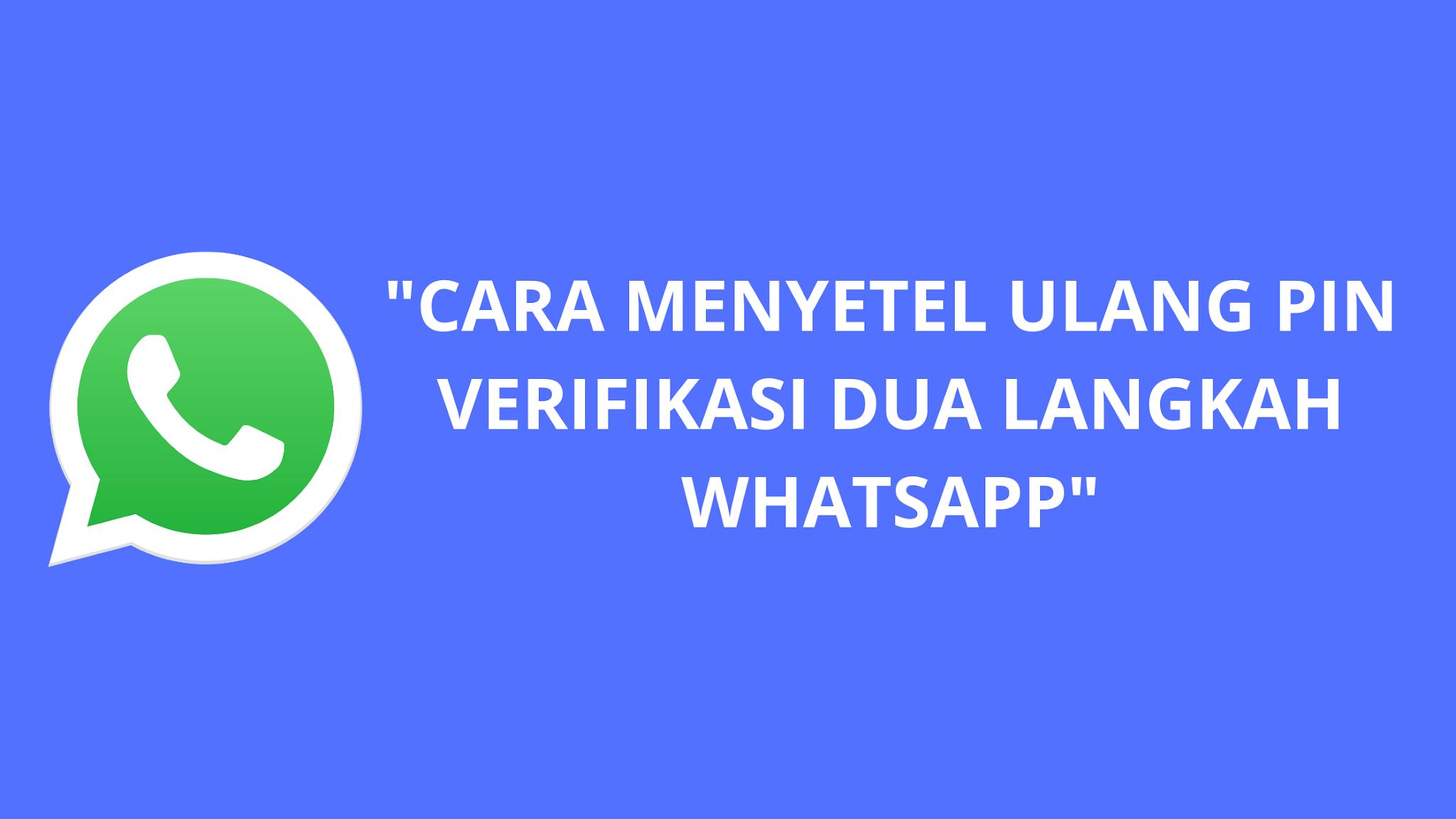 PIN Whatsapp