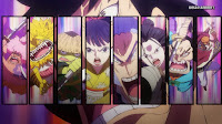 ワンピースアニメ 995話 | 赤鞘の侍 かっこいい | ONE PIECE Nine Red Scabbards