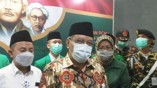 Said Aqil Sebut Jokowi Bapak Infrastruktur