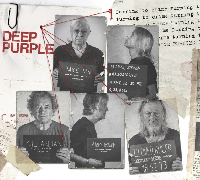 """Ο δίσκος των Deep Purple """"Turning To Crime"""""""