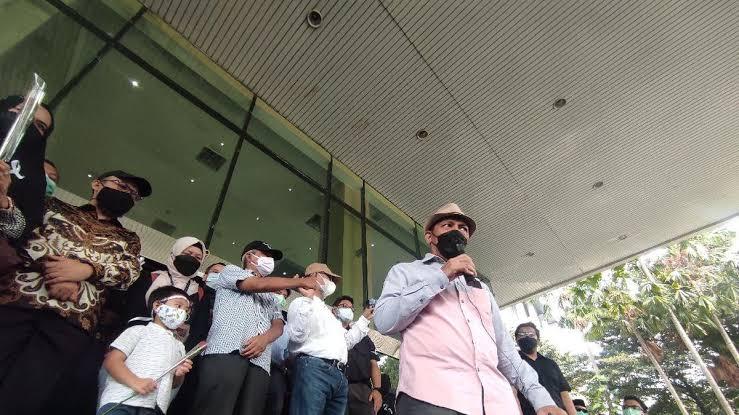 Tanggapi Pemecatan Pegawai KPK, Saut Emosi ke Jokowi: Kalau Bilang Bukan Urusan Saya, Terus Urusan Lu Apa?