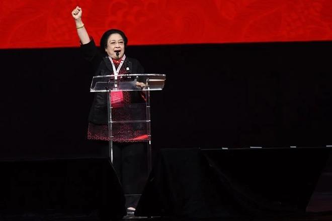Resmi! Jokowi Lantik Megawati Jadi Ketua Dewan Pengarah BRIN
