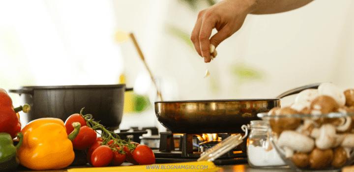 Top 5 nguyên tắc nấu ăn cơ bản cho người mới