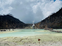 Kawah Putih Bandung – Danau Kawah Putih Di Ciwidey, Indonesia
