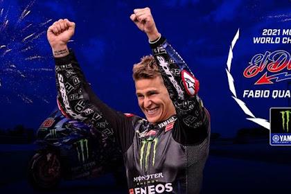 Klasemen MotoGP Terbaru 2021 Usai GP Misano Jilid 2
