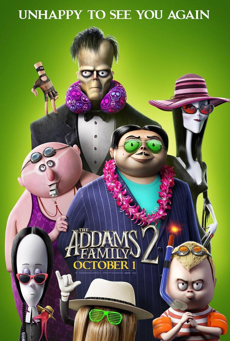 Download The Addams Family 2 (2021) Full Movie in Hindi Fan Dual Audio BluRay 720p [1GB]