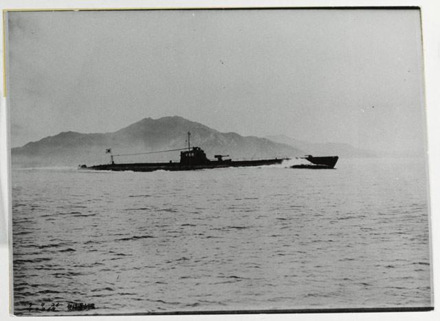 Japanese submarine U-168 which sank US destroyer Hammann on 6 June 1942 worldwartwo.filminspector.com