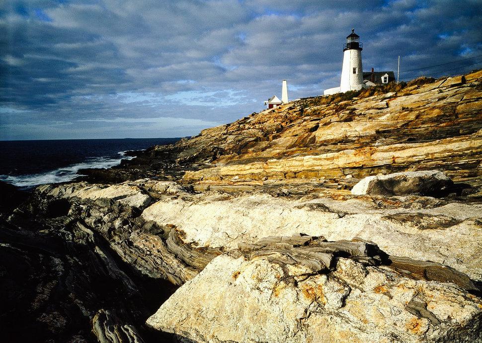 Pemaquid Point Light Maine