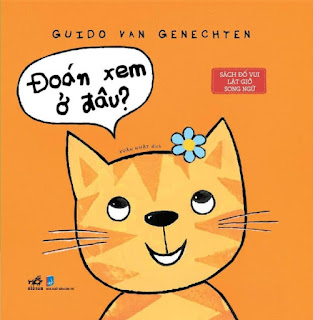 Sách - Sách đố vui lật giở song ngữ - Đoán xem ở đâu? ebook PDF EPUB AWZ3 PRC MOBI