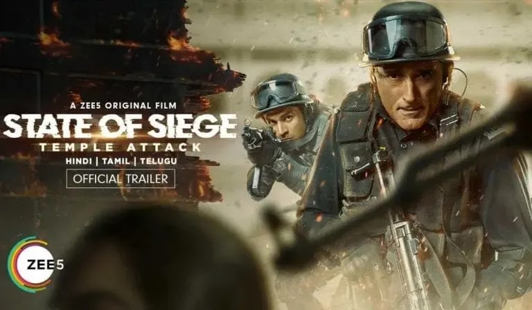 State of Siege Temple Attack 2021