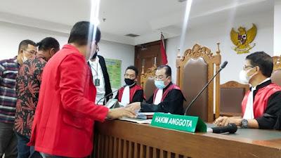 Gugatan Saut Tamba Dkk kepada Megawati di PN Balige Ditolak!