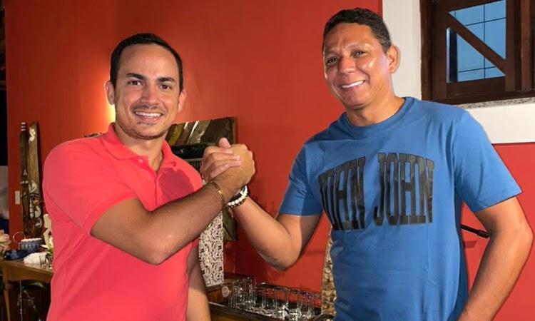 Phellipe Brito e Targino Gondim juntos pelo fortalecimento do turismo em Ituaçu