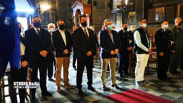 Ναύπλιο: Γιόρτασαν τον προστάτη τους Άγιο Αρτέμιο οι αστυνομικοί στην Αργολίδα (βίντεο)