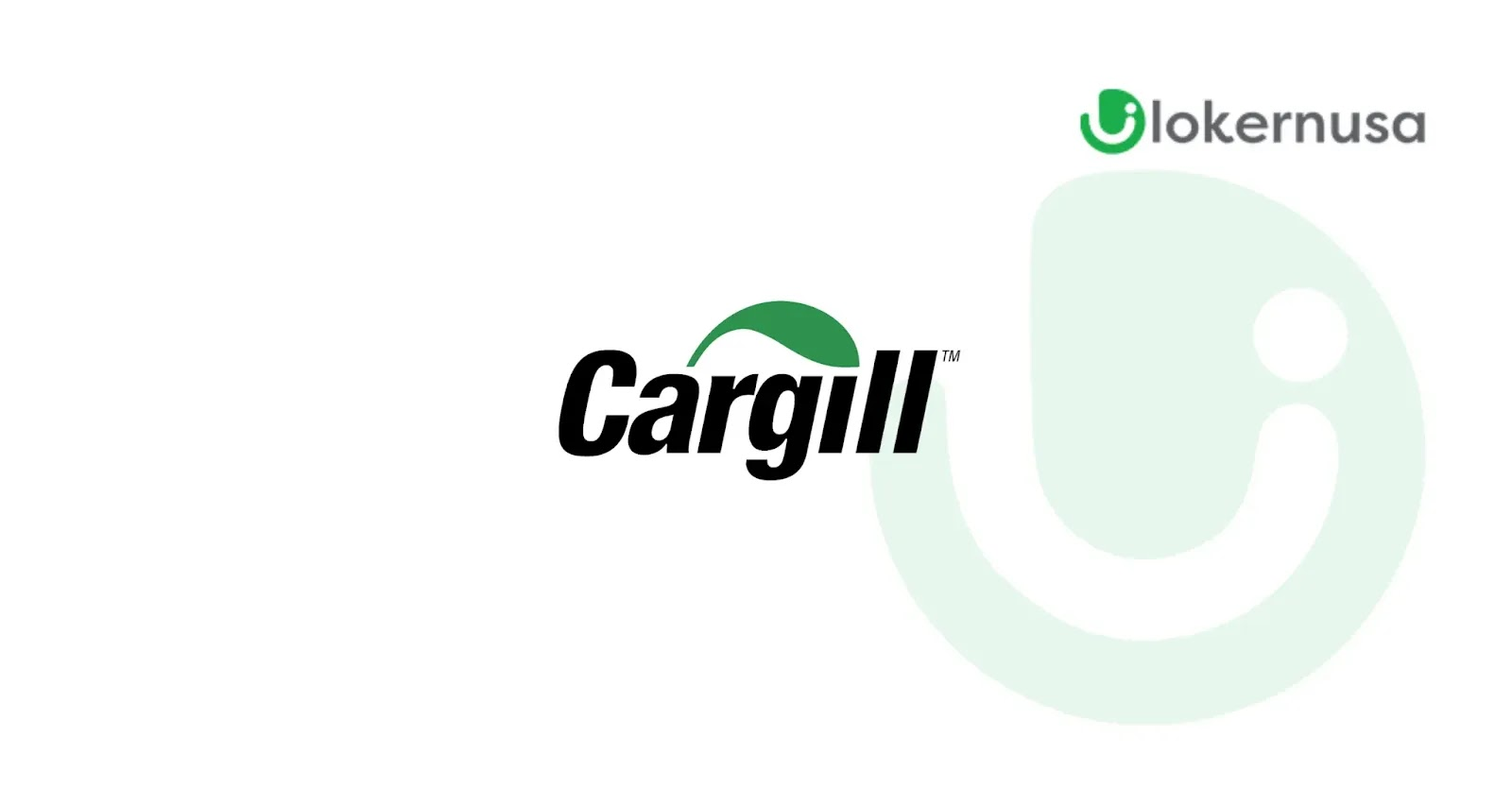 Lowongan Kerja Cargill