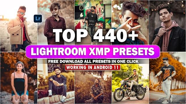 Download Top 440+ Lightroom Presets (XMP) In One Click By Deepak Creations