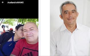 Vítimas do acidente com carro do DER na PB 400 eram irmãos e residiam Cajazeiras