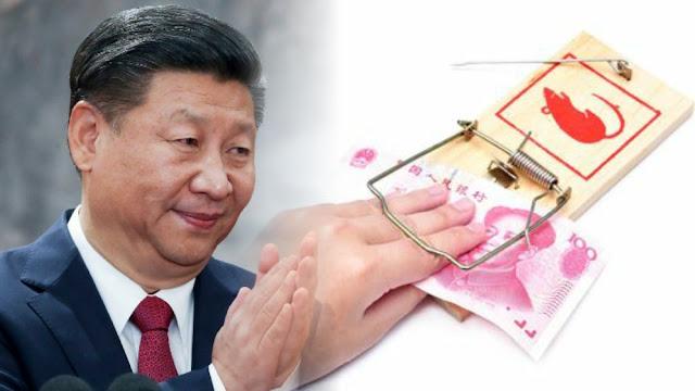 Riset: Jeratan Utang China Bikin Sengsara Negara Orang, Waspadai Risikonya