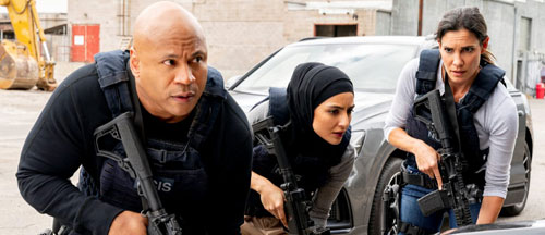 NCIS: LOS ANGELES Season 13 Trailer, Clips, Images and Posters